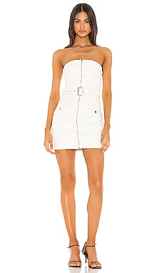 Pamela Moto Mini Dress superdown $41
