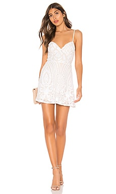 MINIVESTIDO TIFF superdown $64