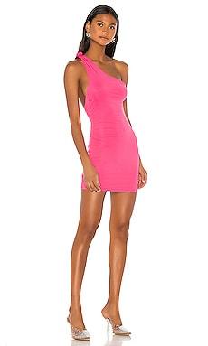 Krissy Knot Mini Dress superdown $66 NEW ARRIVAL