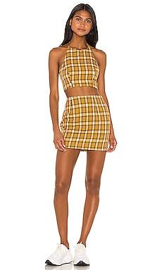 Deon Skirt Set superdown $72 NEW ARRIVAL