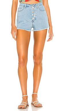 SHORT TAILLE MOYENNE BLANKA superdown $27 (SOLDES ULTIMES)