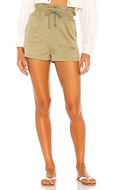 Kirra French Terry Short superdown $56
