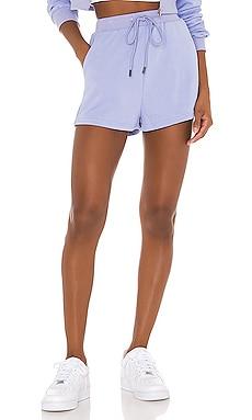 Danna Fleece Shorts superdown $28