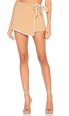 Samara Wrap Skort superdown $32