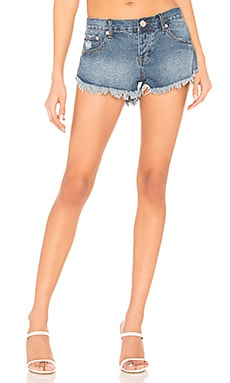 SHORT EN JEAN VERONICA superdown $62