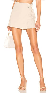 Minka Mini Skort superdown $35