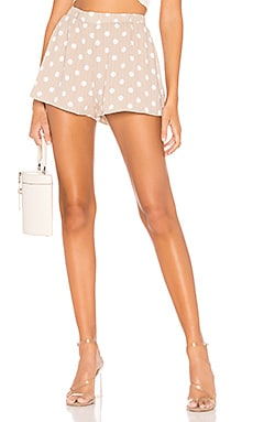 Hallie Flutter Shorts superdown $58