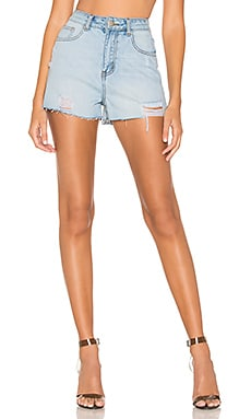 Jessie High Rise Shorts superdown $33