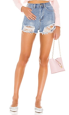 DENIM DESGASTADO SIMI superdown $56
