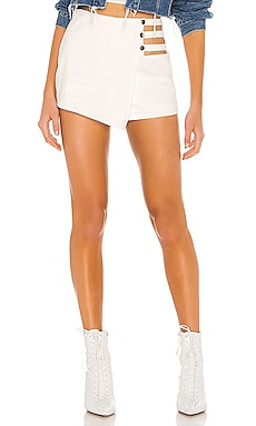 Hillary Cut Out Skort superdown $58 NEW ARRIVAL