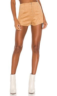 Deanna Suede Studded Short superdown $17 (FINAL SALE)