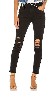 Suza Distressed Jeans superdown $66