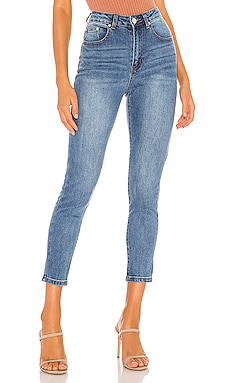 Delanie Skinny Jean superdown $64 BEST SELLER