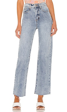 Sierra High Waisted Jean superdown $76