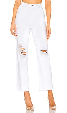 Angel Straight Leg Jeans superdown $42