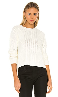 Reese Crew Neck Sweater superdown $20 (FINAL SALE)