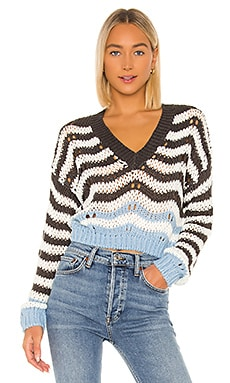 Shira Cropped Sweater superdown $31