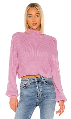 Madison Turtleneck Sweater superdown $56