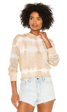Tallie Hooded Sweater superdown $43
