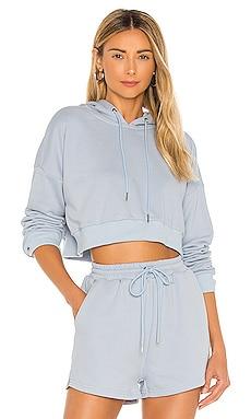 Malia Cropped Sweatshirt superdown $62 NEW
