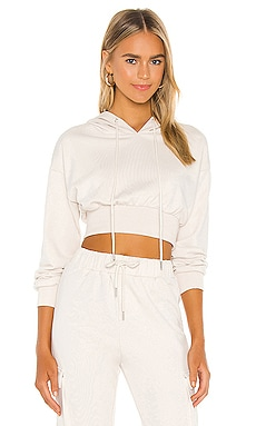 Angelia Cropped Sweatshirt superdown $68
