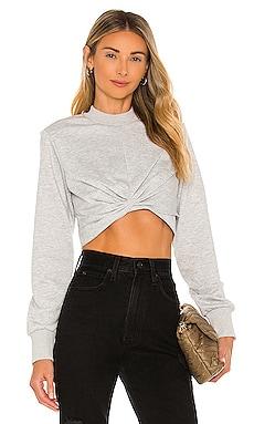Adalyn Wrap Sweater superdown $68