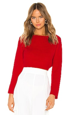 Geraldine Ribbed Sweater superdown $52