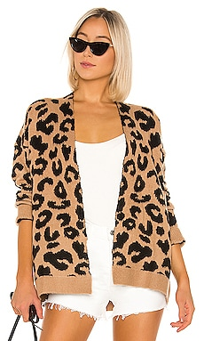 CÁRDIGAN ESTILO LEOPARDO DRAYA superdown $66