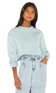Koda Crew Neck Sweatshirt superdown $20 (FINAL SALE)
