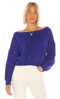 Lulu Off Shoulder Sweater superdown $31