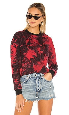 Breanna Crew Neck Sweatshirt superdown $41