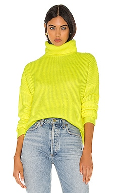 Lira Turtleneck Sweater superdown $58
