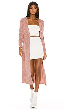 Lucy Long Cardigan superdown $52