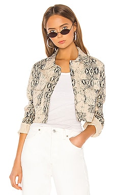Hunter Crop Jacket superdown $72