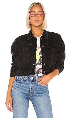 Mary Jane Denim Jacket superdown $76