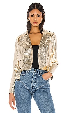 Aurelia Moto Jacket superdown $48
