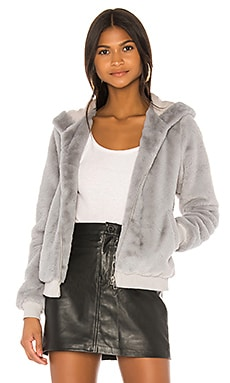 Marissa Hooded Jacket superdown $40