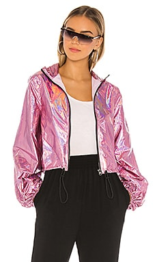 Jamey Zip Front Jacket superdown $98
