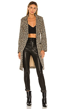 Tala Wrap Coat superdown $110