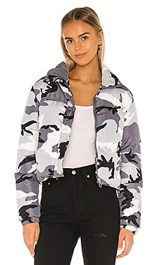 Heidi Puffer Jacket superdown $98