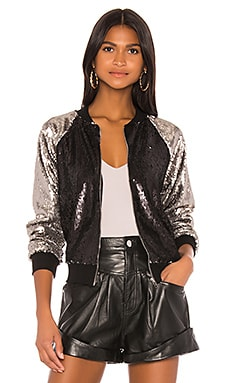 Barb Bomber Jacket superdown $54