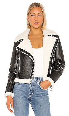 Genna Zip Up Jacket superdown $108