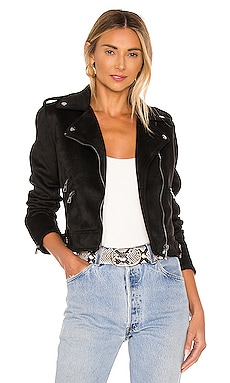 Macey Moto Jacket superdown $110
