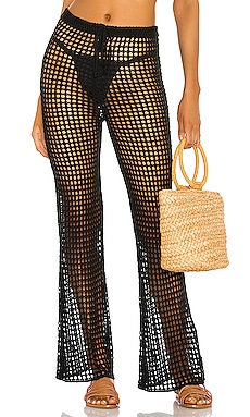 Elektra Crochet Pant superdown $58