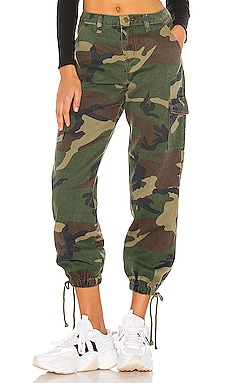 Kayla Camo Jogger Pant superdown $70 BEST SELLER