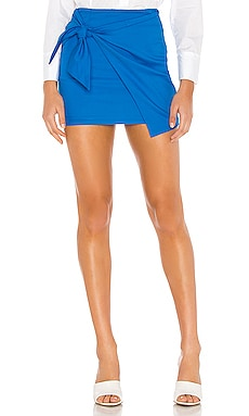 Tilda Tie Wrap Skirt superdown $39 (FINAL SALE)