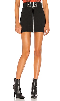 Genevieve Mini Skirt superdown $62
