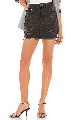 FALDA DENIM ELODIE superdown $33