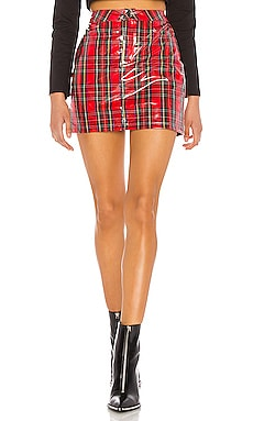 Lizzie Mini Skirt superdown $66