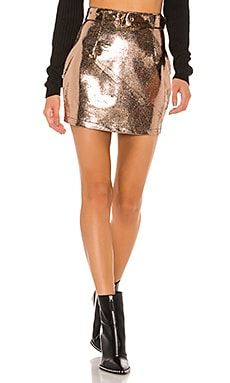 Adelyn Mini Skirt superdown $39
